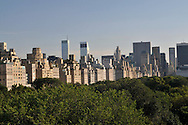 5th Avenue and Central Park, Manhattan, New York City, New York, USA