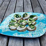 DON'T BE LOST IN THE SUPERMARKET. ENJOY &quot;SAVORY&quot; SUGGESTIONS FROM STOP &amp; SHOPS MAGAZINE. AVOCADO TOAST IS EVERYWHERE, AND A PHOTO OF IT WILL REMIND YOU!<br /> <br /> TRY MY VARIATION:<br /> MARY'S CRACKERS - CARAWAY VARIETY<br /> CANNELLINI BEAN DIP (SECRET RECEIPE TO COME!)<br /> AVOCADO<br /> TINY LITTLE MINT LEAVES<br /> SEA SALT<br /> <br /> PAIR WITH A LISTENING OF &quot;STAPLETON MOON&quot; BY THE WAHOO SKIFFLE CRAZIES.<br /> WAHOOS.BANDCAMP.COM<br /> <br /> I HAD TO AIRDROP THIS PHOTO FROM MY LAPTOP TO MY IPHONE, POST IT TO MY PHOTOSHELTER, LOG INTO MY PHOTOSHELTER FROM MY LAPTOP, AND START ADDING DESCRIPTION/CAPTIONS!!!! ADDITIONALLY: I HAD TO ALLUDE-TO-NOT-QUOTE THE DRILLINSTRUCTOR WHO WON'T LET ME REMEMBER THE NAME OF THE BAND THAT I KNOW BECAUSE I KNOW BECAUSE I KNOW BECAUSE INFINITY. OHAI JOE STRUMMER. VERBS NOUNS DISCOURSE MORRISSEY MINNIE MOUSE GODBLESS WHATEVERS, TIL DIALOGICAL QUESTIONING OF THE EYES OF BEN AFFLECK ON THE COVER OF THE DOGMA DVD ARE YOU NOT HERE. BLESSEDBEBLESSEDBEINGFOREVER.