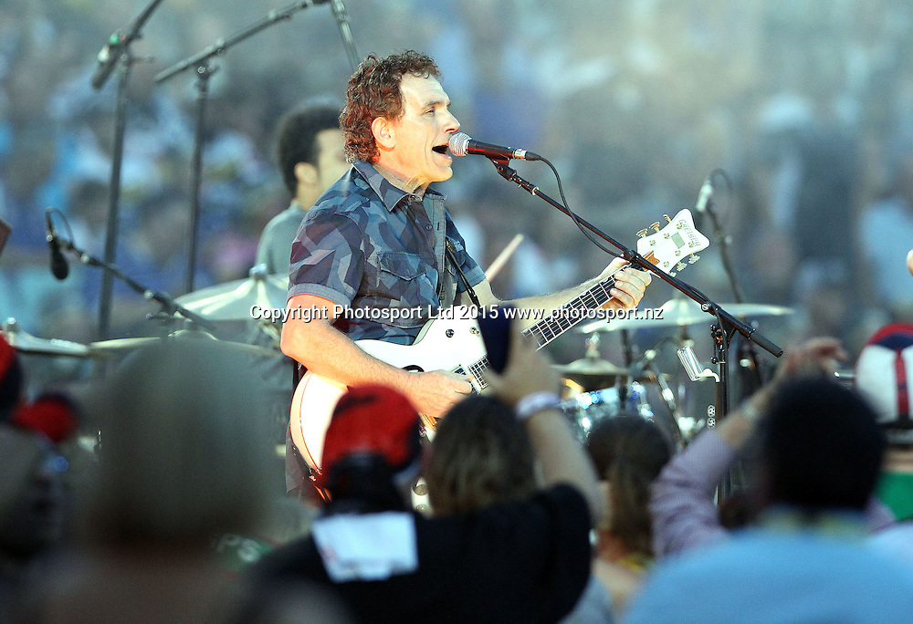 Ian Moss of Cold Chisel<br />