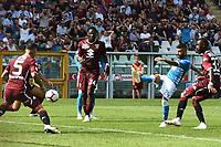 gol Lorenzo Insigne Goal Celebration <br /> Torino 23-09-2018 Stadio Olimpico Grande Torino Football Calcio Serie A 2018/2019 Torino - Napoli Foto Image Sport / Insidefoto