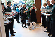 KAREN HOWES; VANESSA NORTHRIDGE, Dogs Trust Honours 2009, A celebration of man's best friend. The Hurlingham Club, Ranelagh Gardens, London, SW6. 19 May 2009.