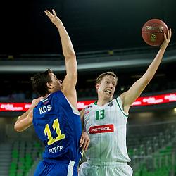 20181102: SLO, Basketball - Liga Nova KBM 2018/19, KK Petrol Olimpija vs KK Sixt Primorska