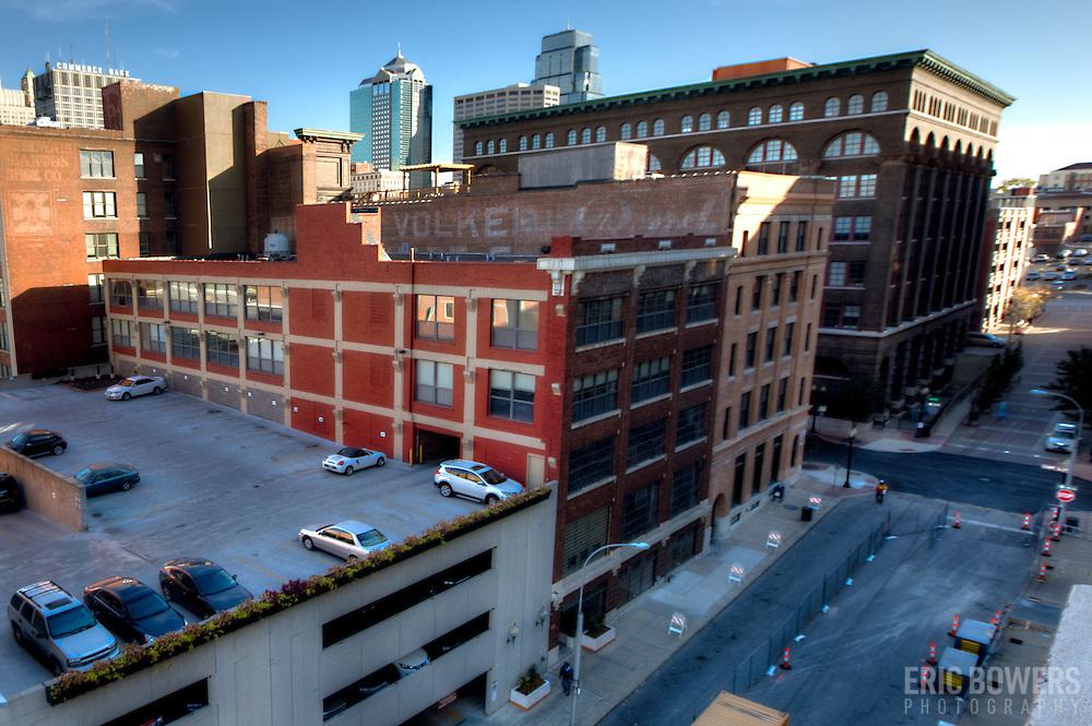 Folgers Building Kansas City