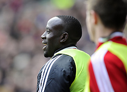 Bristol City's Albert Adomah - Photo mandatory by-line: Joe Meredith/JMP - Tel: Mobile: 07966 386802 16/02/2013 - SPORT - FOOTBALL - Cardiff City Stadium - Cardiff -  Cardiff City V Bristol City - Npower Championship
