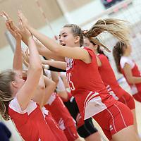 VBALL: NEVZA Championships U17 - Ikast, Denmark