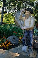 Ironstone Vineyards, near Murphys, Calaveras County, California
