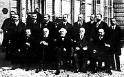 The Ribot Cabinet, the French Ministry which lasted three days in June, 1914.