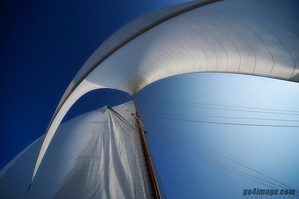 Classic Yachts at the Voiles de Saint-Tropez 2009