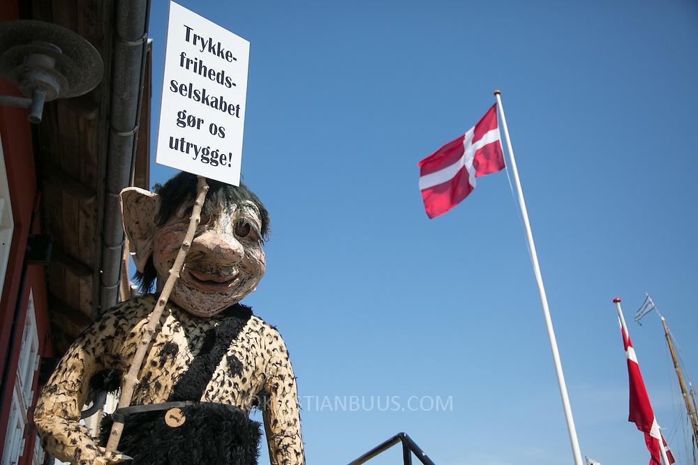 Folkemøde 2015 i Allinge på Bornholm.