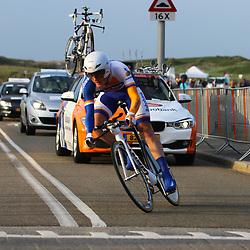 Olympia's Tour 2013 proloog Katwijk Dylaln van Baarle