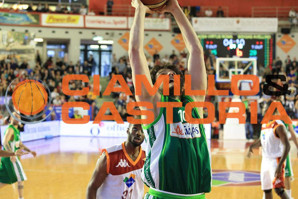 DESCRIZIONE : Roma Lega A 2012-2013 Acea Roma Sidigas Avellino<br /> GIOCATORE : Ivanov Kaloyan <br /> CATEGORIA : rimbalzo<br /> SQUADRA : Sidigas Avellino<br /> EVENTO : Campionato Lega A 2012-2013 <br /> GARA : Acea Roma Sidigas Avellino<br /> DATA : 07/04/2013<br /> SPORT : Pallacanestro <br /> AUTORE : Agenzia Ciamillo-Castoria/M.Simoni<br /> Galleria : Lega Basket A 2012-2013  <br /> Fotonotizia : Roma Lega A 2012-2013 Acea Roma Sidigas Avellino<br /> Predefinita :