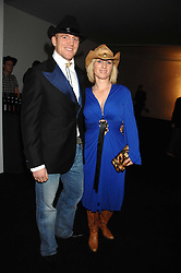 ZARA PHILLIPS and MIKE TINDALL at the London Red Cross Ball themed 'Honky Tonk Blues' held at 99 Upper Ground, London SE1 on 21st November 2007.<br /><br />NON EXCLUSIVE - WORLD RIGHTS