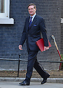 © Licensed to London News Pictures. 18/09/2012. Westinster, UK Attorney General Dominic Grieve. Cabinet meeting today in Downing Street 18 September 2012. Photo credit : Stephen Simpson/LNP