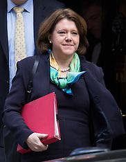 APR 08 2014  Cabinet meeting arrivals