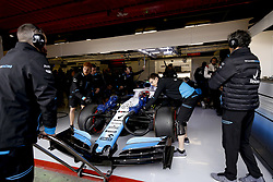 February 21, 2019 - Barcelona, Spain - Motorsports: FIA Formula One World Championship 2019, Test in Barcelona, , #88 Robert Kubica (POL Team Williams) (Credit Image: © Hoch Zwei via ZUMA Wire)