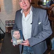 """NLD/Naarden/20161110 - Boekpresentatie Sierd de Vos """"El Sierd"""", Sierd"""