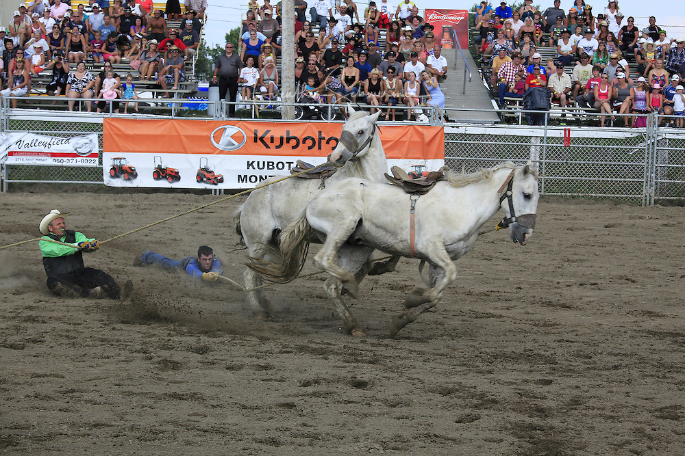 Rodeo Weekend in<br />