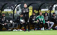 Fotball ,Post-nord ligaen ,  <br /> 10.09.17<br /> Nammo Stadion<br /> Raufoss v HamKam 2-0<br /> Foto : Dagfinn Limoseth , Digitalsport<br /> Lukasz  Zdzislaw JarosinskiKevin Knappen , trener HamKam
