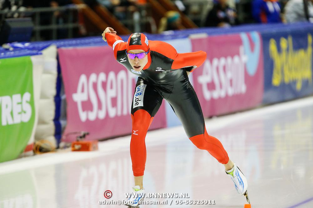 NLD/Heerenveen/20130112 - ISU Europees Kampioenschap Allround schaatsen 2013 dag 2, 1500 meter heren Moritz Geisreiter