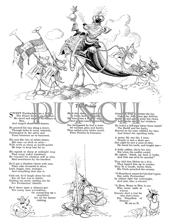 The Prince (illustrated poem).