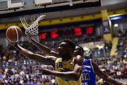 Okeke David Albright<br /> FIAT Torino - MIA-Red October Cantù<br /> Lega Basket Serie A 2016-2017<br /> Torino 26/03/2017<br /> Foto Ciamillo-Castoria/M.Matta