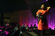 """Jean Grae performs at BlackSmith Presents """" The Night before the Night before Christmas Produced by Jill Newman Productions held at Highline Ballroom on December 23, 2009 in New York City."""