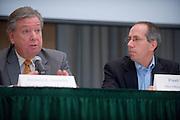 2nd Annual Bio Venture Showcase December 10th Walter Hall Rotunda, Ohio University.. .Dennis Costello-Triathlon Medical Ventures and .Paul Cohn-The Ohio Capital Fund