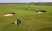 SANDWICH (GB) - Himalayas hole 6. The Prince's Golf Club. COPYRIGHT KOEN SUYK