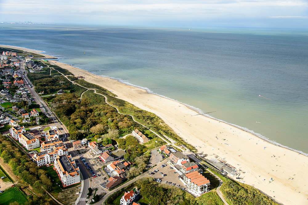 Nederland, Zeeland, Zeeuws-Vlaanderen, 19-10-2014;<br />