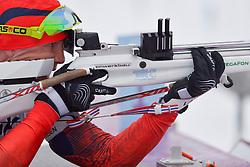 Roman Petushkov, Biathlon at the 2014 Sochi Winter Paralympic Games, Russia