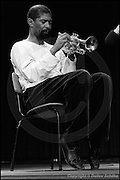 "Berlin, DEU, 29.10.1993: Jazz Music , Morris, Lawrence D. ""Butch"", Total Music Meeting, TMM, 29.10.1993  ( Keywords: Musiker ; Musician ; Musik ; Music ; Jazz ; Jazz ; Kultur ; Culture ) ,  [ Photo-copyright: Detlev Schilke, Postfach 350802, 10217 Berlin, Germany, Mobile: +49 170 3110119, photo@detschilke.de, www.detschilke.de - Jegliche Nutzung nur gegen Honorar nach MFM, Urhebernachweis nach Par. 13 UrhG und Belegexemplare. Only editorial use, advertising after agreement! Eventuell notwendige Einholung von Rechten Dritter wird nicht zugesichert, falls nicht anders vermerkt. No Model Release! No Property Release! AGB/TERMS: http://www.detschilke.de/terms.html ]"