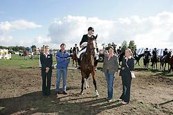 Oelbrandt Patrick, (BEL), Windsor d'Etoile<br /> Nationaal Tornooi Geel 2005<br /> © Dirk Caremans