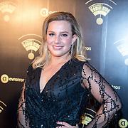 NLD/Hilversum/20180125 - Gouden RadioRing Gala 2017, Fien Vermeulen