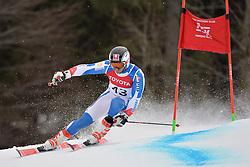 BROISIN Jordan LW4 FRA at 2018 World Para Alpine Skiing Cup, Kranjska Gora, Slovenia