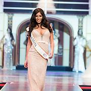 NLD/Hilversum/20131208 - Miss Nederland finale 2013, Yasmin Verheijen
