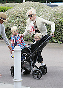 05.MAY.2011. LONDON<br /> <br /> GWEN STEFANI OUT WITH HER CHILDREN IN NORTH LONDON.<br /> <br /> BYLINE: EDBIMAGEARCHIVE.COM<br /> <br /> *THIS IMAGE IS STRICTLY FOR UK NEWSPAPERS AND MAGAZINES ONLY*<br /> *FOR WORLD WIDE SALES AND WEB USE PLEASE CONTACT EDBIMAGEARCHIVE - 0208 954 5968*