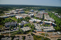 Centennial Campus aerial looking south.