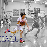 Stuart Hall vs. University Frosh Basketball