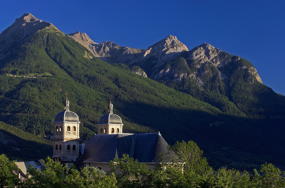 Ville Vauban Briancon France. World Heritage sight