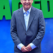Nick Park attend the Shaun the Sheep Movie: Farmageddon, at ODEON LUXE on 22 September 2019,  London, UK