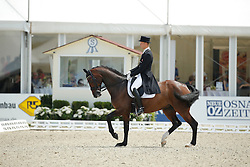 jBachmann Andersen Daniel, (DEN), Blue Hors Loxana <br /> Grand Prix Special<br /> CDIO Hagen 2015<br /> © Hippo Foto - Stefan Lafrentz<br /> 11/07/15
