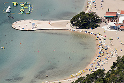 21.06.2015, Zaton, Zadar, CRO, Urlaubsort Zaton, liegt in der Mitte der Adriaküste, im Bild Zaton, small summer resort located in the center of the Adriatic coast, 2 km south of Nin and 12 km northwest of Zadar. EXPA Pictures © 2015, PhotoCredit: EXPA/ Pixsell/ Dino Stanin<br /> <br /> *****ATTENTION - for AUT, SLO, SUI, SWE, ITA, FRA only*****