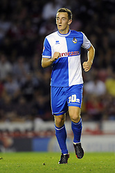 Bristol Rovers' Tom Lockyer  - Photo mandatory by-line: Joe Meredith/JMP - Tel: Mobile: 07966 386802 04/09/2013 - SPORT - FOOTBALL -  Ashton Gate - Bristol - Bristol City V Bristol Rovers - Johnstone Paint Trophy - First Round - Bristol Derby