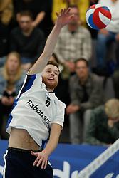 20181103 NED: Eredivisie, Sliedrecht Sport - Abiant Lycurgus: Sliedrecht<br />Bart Yark (6) of Sliedrecht Sport<br />©2018-FotoHoogendoorn.nl / Pim Waslander