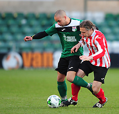 160427 - Greenback FC Vs Lincoln City XI (Prostate Cancer UK)