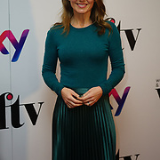 London Hilton, Park lane, England, UK. 1st December 2017. Geri Halliwell attends the Sky Women in Film and TV Awards.