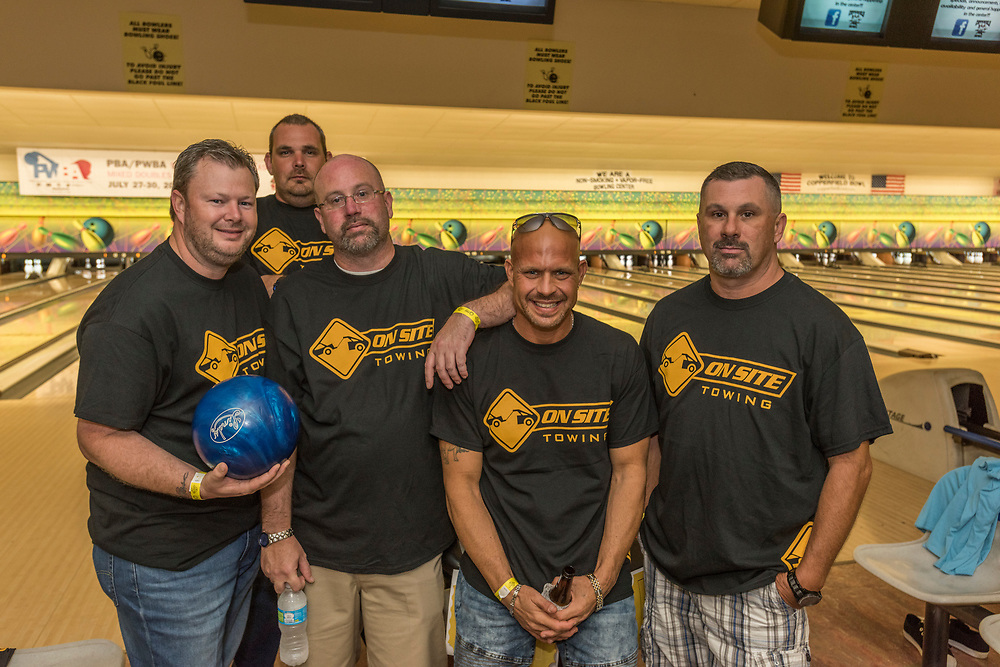 Houston Apartment Association Bowling Tournament was held on Friday, July 14, 2017, at the Copperfield Lanes.