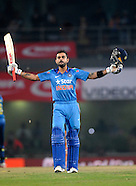 Cricket - India v Sri Lanka 5th ODI at Ranchi