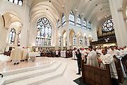 DENVER, CO - MARCH 16: Deacon Ordination on March 16, 2013, in Denver, Colorado. (Photo by Daniel Petty/Denver Catholic Register)