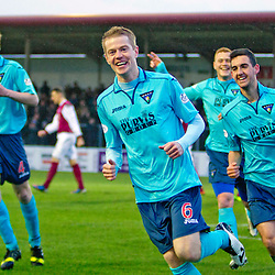 Arbroath v Dunfermline | Scottish League One | 21 December 2013
